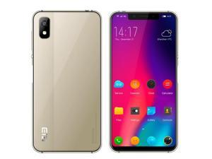 Elephone A4 5.85 Inch 19:9 Side Fingerprint Android 8.1 3GB 16GB MT6739 Quad Core 4G Smartphone - Gold (gold)
