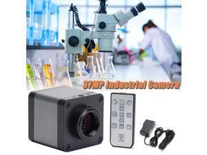 37MP Industrial Camera Microscopio Trinocular 37 Million Pixel 60 Frame HD MI Electron Microscope HD Industrial Camera - Not Specified