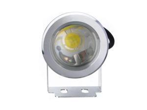 10W High Power Waterproof White LED Garden Outdoor Wash Flood Light Lamp DC 12V -