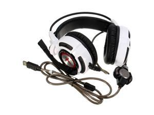Original XIBERIA K3 Gaming Headphones Virtual 7.1 Surround Stereo Bass LED Light Gaming Headsets With Microphones For PC Gamer - Black red