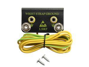 "12x16""Green Desktop Anti Static ESD Grounding Mat + Cord + Wrist Strap + Ground -"