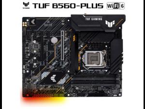 ASUS TUF GAMING B560-PLUS WIFI motherboard supports CPU 11600KF/11400F/10600KF/10400F (Intel B560/LGA 1200)