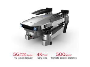 TakeIt 5G Wifi GPS Drone with 4K Camera Foldable Mini RC Drones X50 Zoom Wide Anti-Shake Gesture Photo