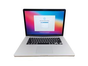 Grade B+ Apple MacBook Pro Retina 15.4 inch Laptop,16GB Ram 512GB SSD, Quad Core i7 2.80GHz (4980HQ),Intel Iris Pro 5200,MacOS Big Sur,Power Adapter Included (Mid 2015)