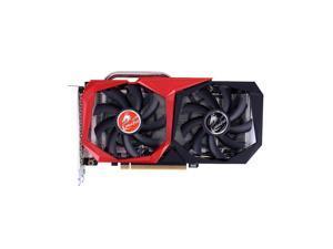 Colorful GeForce GTX 1660 OC 6G Graphics Card, 2 x WINDFORCE Fans, 6GB 192-Bit GDDR5, GV-N1660OC-6GD Video Card
