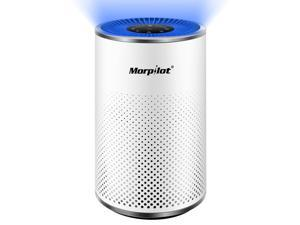 Morpilot HEPA Air Purifier for Home, CADR 130 m³/H, Remove Dust, Pollen, Allergens, Odor, Air Cleaner for Bedroom Office
