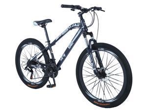 Mountain bike 20-Inch  Mountain bicycle Wheels Frame-Steel
