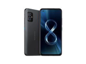 ASUS ZenFone 8 (ZS590KS) 8/128 (GSM ONLY NO CDMA) unlocked | 8 GB/128 GB | Obsidian Black | Excellent A+ Condition