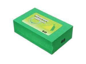Diamond Grinding Block Hand Polishing Pad 60 Grit Sanding Polishing Pads Polishing Glass Stone Tile 1PCS