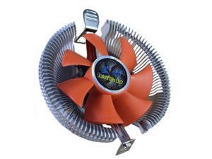 120mm CPU Air Cooler Fan, Dual Heat Pipe Mute Desktop Computer Host CPU Cooling Fan, CPU Cooling System Components, 1 Pcs