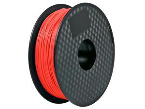 CREASEE PLA 3D Printer Filament 1.75mm with Dimensional Accuracy +/- 0.03 mm, 1 kg Spool,(2.2lbs),Fit Most FDM Printer