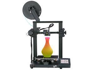 CREASEE DIY 3D Printer, Upgraded Silent Motherboard impresora 3d, Meanwell Power Supply 3d printers, High Precision 3d printing machine under 200 dollars, Resume Printing fast 3d printers beginners