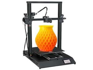 CREASEE Latest Upgrade 3D Printer Skywalker FDM DIY with TMC2208 32-bit Silent Mainboard,Safety Power Supply,Resume Printing and Removable Build Plate,Build Volume 300x300x400mm Printing Size