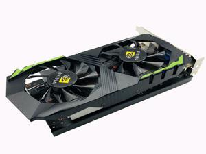 GTX 1050 Ti ,2GB GDDR5 128-bit Gaming Graphic Card phics Card,Low Noise Video Memory Card,Compatible with Interface for HDMI/VGA/DVI/PCI-E,640 Core 900MHz Frequency