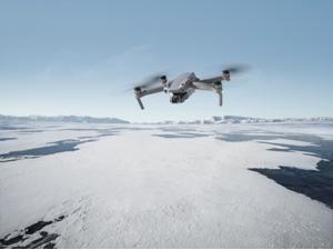 DJI Air 2S Fly More Combo - Drone Quadcopter UAV 5.4K Video, 1-Inch CMOS Sensor, 4 DirectionsofObstacle Sensing, 31-Min Flight Time, Max 7.5-MileVideo Transmission, MasterShots, Gray