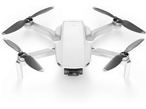 DJI Mavic Mini - Drone FlyCam Quadcopter UAV with 2.7K Camera 3-Axis Gimbal GPS 30min Flight Time, Less Than 0.55 lb., Gray