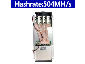 ANTMINER L3+ 504M/S ( With APW7 power supply ) Scrypt Litecoin Miner LTC Mining Machine Better Than ANTMINER L3 S9 S9i
