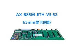 B85 8 card in-line motherboard 6.5cm spacing 1150 motherboard multi-graphics slot motherboard notebook memory