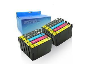Oyate Compatible Ink Cartridge Replacement for Epson 220 220XL 220 XL T220, Use with Epson WF-2760 WF-2750 WF-2630 WF-2650 WF-2660 Expression Home XP-420 XP-320 XP-424 Printer -10 Pack