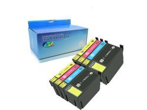Oyate 252XL Compatible for Epson 252 252XL Ink Cartridge Use in Epson Workforce Wf-3640 Wf-7610 Wf-3620 Wf-3630 Wf-7620 Wf-7110 Wf-7710 Wf-7720 Wf-7210 (2BK/2C/2M/2Y) 8 Pack