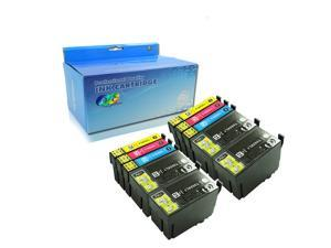 Oyate 252XL Compatible for Epson 252 252XL Ink Cartridge Use in Epson Workforce Wf-3640 Wf-7610 Wf-3620 Wf-3630 Wf-7620 Wf-7110 Wf-7710 Wf-7720 Wf-7210 (4BK/2C/2M/2Y) 10 Pack