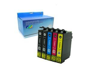 Oyate compatible Ink Cartridge Replacement for Epson 288 288XL for Expression XP-330 Expression XP-430 Expression XP-434 Printer (2BK 1C 1M 1Y,5PK)