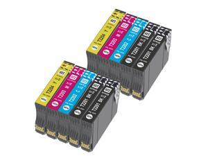 Oyate Compatible Ink Cartridge T220 Replacement for 220 220XL Work with Workforce WF-2630 WF-2650 WF-2660 WF-2760 WF-2750 XP-320 XP-420 (4*Black, 2*Cyan, 2*Magenta, 2*Yellow, 10-Pack)