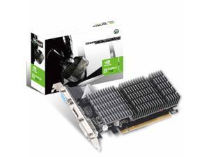 MAXSUN NVIDIA GEFORCE GT 710 1GB Video Graphics Card GPU, Support DirectX 12 OpenGl 4.5, Low Profile, Low Consumption, VGA, DVI-D, HDMI, HDCP, Silent