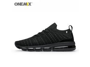 ONEMIX Women Tennis Shoes Summer 2021 Breathable Mesh Sneakers Knitted Trainer Fashion Female Fitness Sport Shoes
