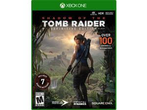 Shadow Of The Tomb Raider: Definitive Edition Xbox One []