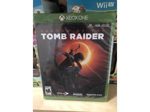 Shadow Of The Tomb Raider Standard Edition - Xbox One  Factory Sealed
