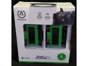 Play And Charge Kit For Microsoft Xbox One 2-Pack
