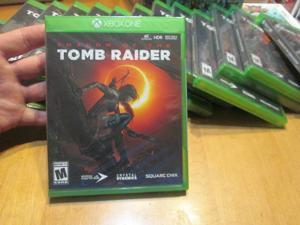 Shadow Of The Tomb Raider Xbox One Us EditionFactory Sealed