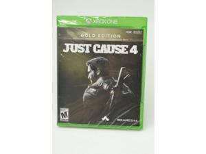 Just Cause 4: Gold Edition - Microsoft Xbox One  Sealed