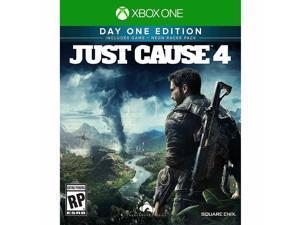 Just Cause 4 Day One Xb1 (Microsoft Xbox One, 2018)  - Region Free