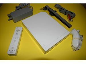 Wii Console Video Game System Nintendo Rvl-001 White Complete Tested Gamecube