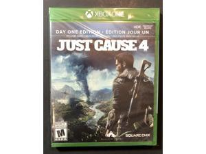 Just Cause 4 [ Day One Edition ] (Xbox One)