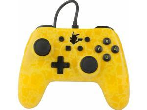 PowerA Wired Controller for Nintendo Switch - Pokémon: Pikachu Silhouette