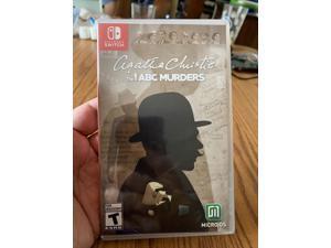 Agatha Christie: The Abc Murders - Nintendo Switch