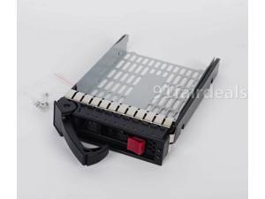 "3.5"" Sas/Sata Hdd Hard Drive Tray Caddy For Hp Dl360 G6 G7 Ship@Us"