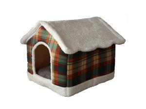 Removable Cat Bed House Kennel Nest Pet Nest Cat Rug Dog Bed  Dog House Cushion Pet Products Cat House Pet Bed