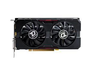 Dataland RX550 Cool Energy 2G V2 GDDR5 1071/6000MHz DP  DVI PCI-Express 3.0 64-Bit Graphics Card, For Gaming, Office Video Card