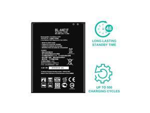 LG Original V20 Battery BL-44E1F | 3,200mAh - 3.85V 12.3W | Also Compatible with LG Stylo 3 | LG Stylo 3 Plus - New