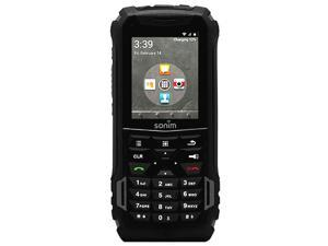 """Sonim XP5 GSM Unlocked   Military Grade Rugged Phone   XP5700   PTT Device   4G LTE   IPX8 Waterproof   removable battery   2.4"""" display - Grey"""