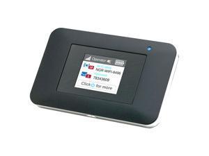 Netgear Mobile Hotspot Router | AT&T Unlocked Unite Express 2 | AC797S | 4G LTE | AC1200 - Black