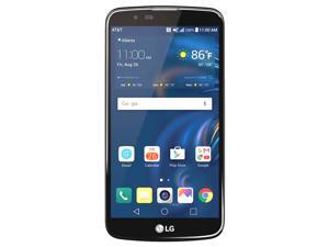 """LG GSM Unlocked K10 Smartphone (2016) 4G LTE   K425 Blue Cell Phone   5.3"""" LCD Touchscreen   16GB + 1.5GB RAM   Removable Battery   8MP Camera + 5MP Selfie Camera"""