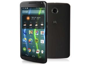 "Motorola Moto X Pro Smartphone (Google Nexus 6) GSM Unlocked   32GB + 3GB RAM   6.0"" AMOLED Touchscreen Display   Long Lasting Battery 3220mAh - Black"