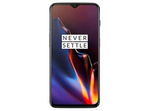 """OnePlus 6T T-Mobile Unlocked Smartphone (A6013) 6.4"""" FHD+ AMOLED Touchscreen Display 