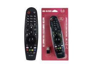 IHANDY MR-18/600 Replacement Smart tv Remote for LG – Works with Mostly Smart televisions for LG – Compatible with MR18 MR600 MR650
