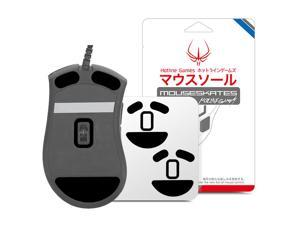 2Sets Hotline Games 3.0 Mouse Skates, Mouse Feet For Razer DeathAdder V2 mini  Gaming Mouse feet Replacement (0.8mm,Smooth,Durable,Glide Feet Pads) Professional Mice Upgrade Kit